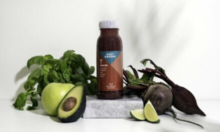 Holy Greens lanserar kallpressade smoothies