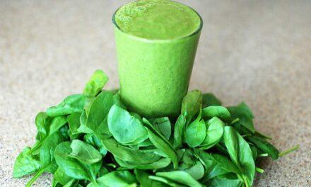 3 gröna smoothies perfekta till frukost