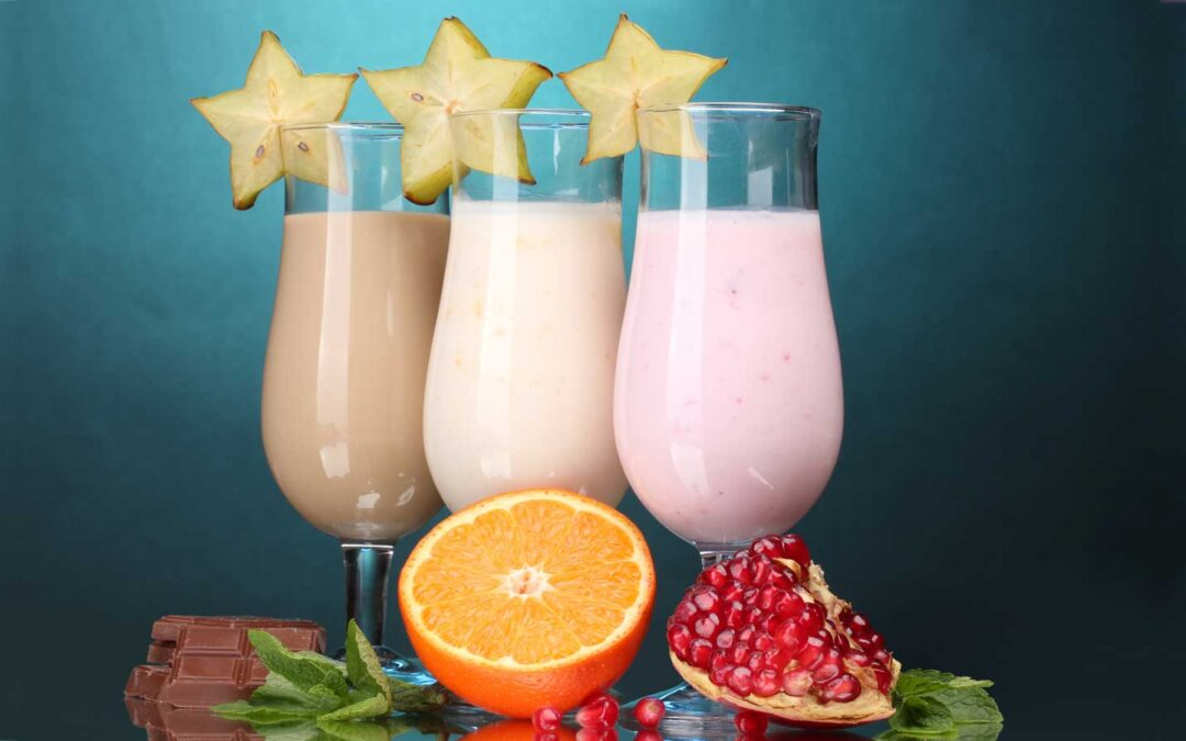 3 fantastiska smoothies